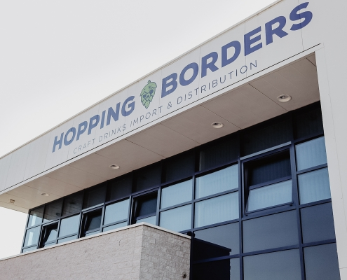 Hopping Borders HQ - Speciaalbier import