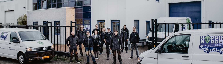 Hopping Borders team